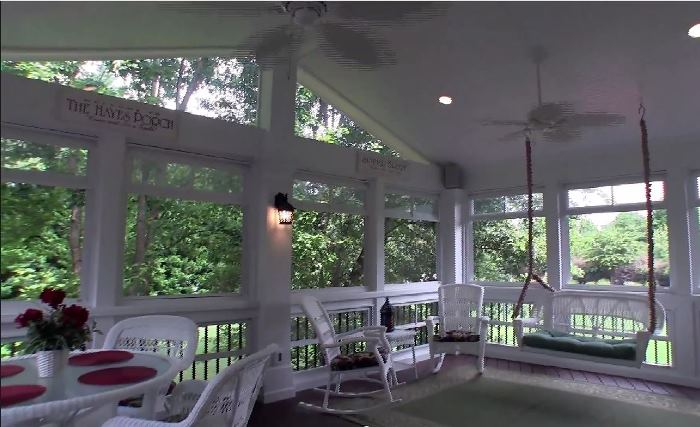 Build Or Add A Screened In Porch Addition