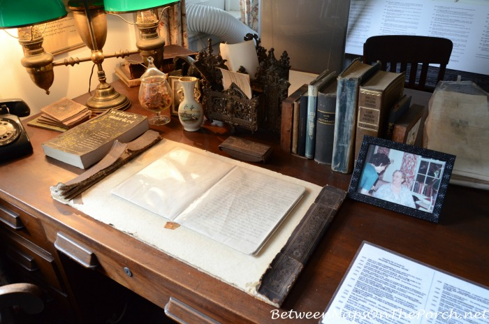 Frances Parkinson Keyes Desk Where She Wrote