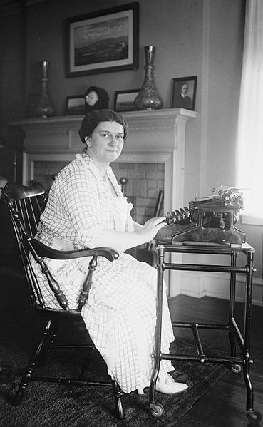 Frances Parkinson Keyes in 1921