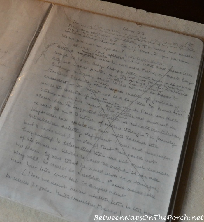 Frances Parkinson Keyes's Journal