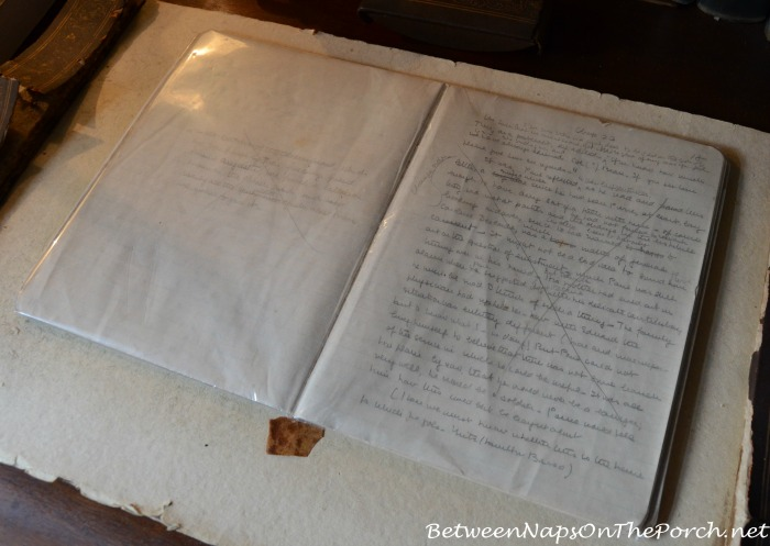 Frances Parkinson Keyes's Manuscript