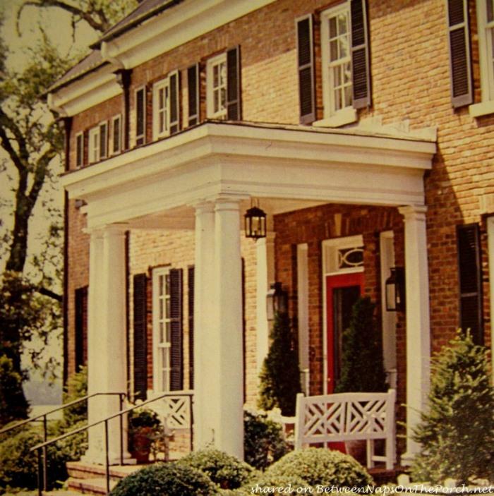 Front Porch, Gainesway Farm, Lexington Kentucky