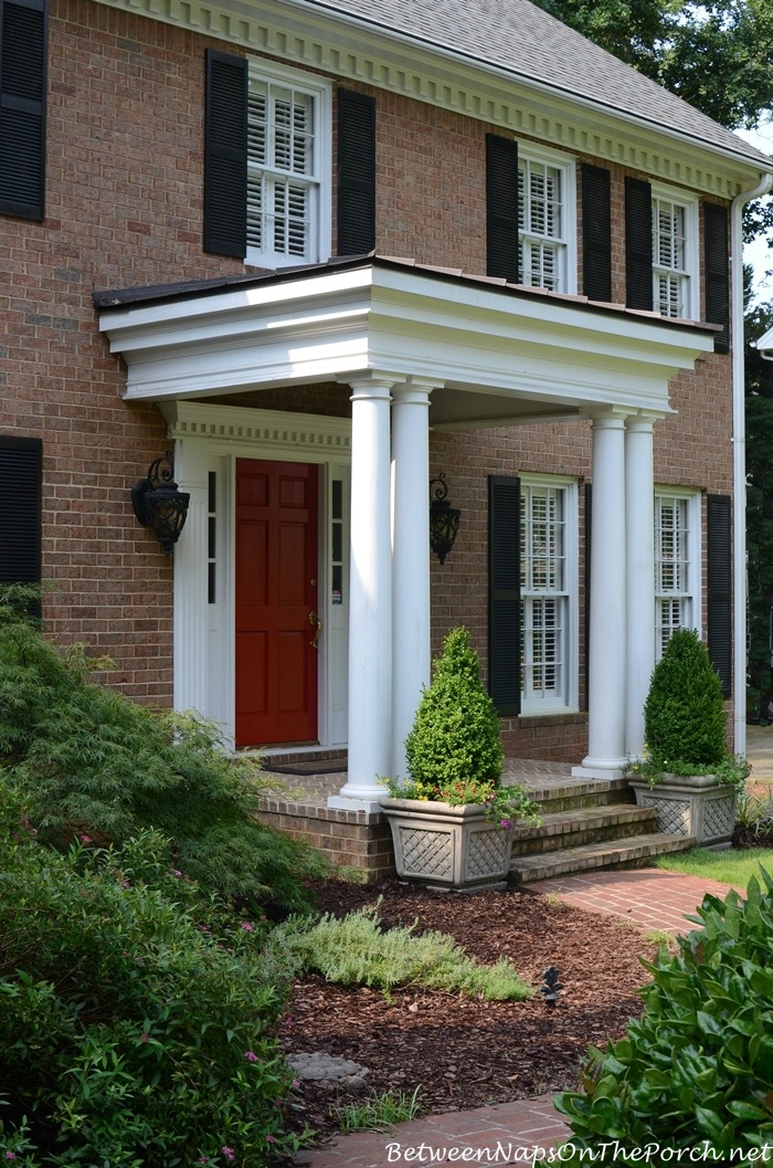How much does it cost to build or add on a front porch for House porch