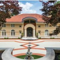 Take A Tour Of Kenny Rogers' Atlanta Mansion