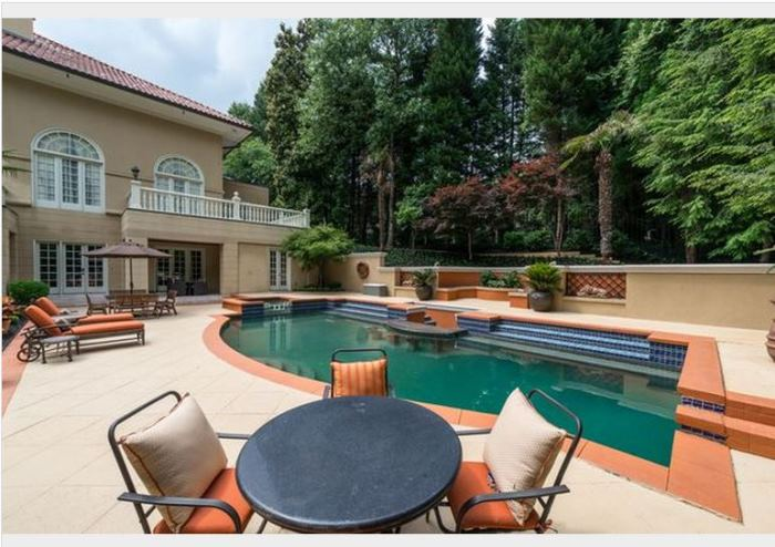 Kenny Roger's Home For Sale in Atlanta 22