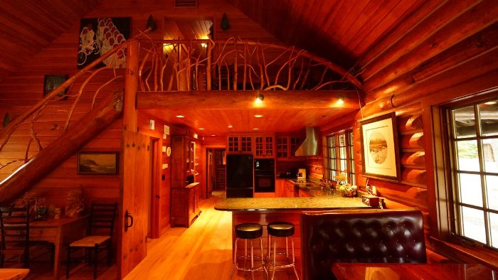 Lodge Interior Design, Cozy & Inviting 04