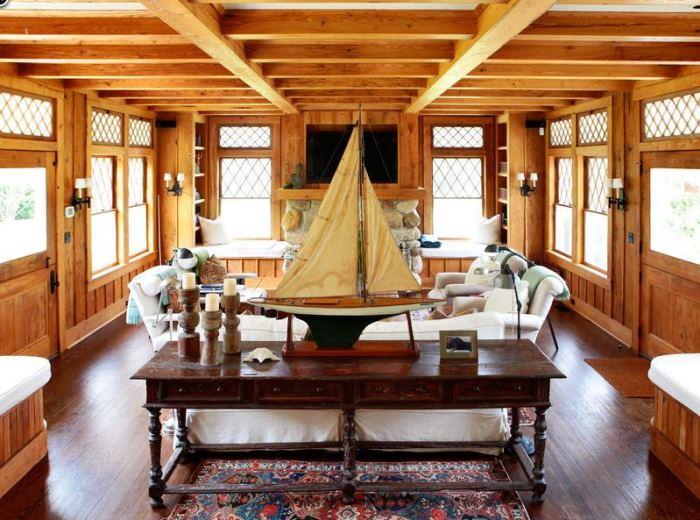 Southampton Cottage Restoration Designed by Grosvenor Atterbury 10