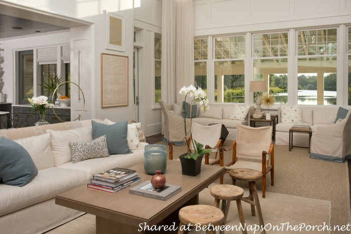 Southern Living Idea Home-Living Room-Palmetto, SC 2014