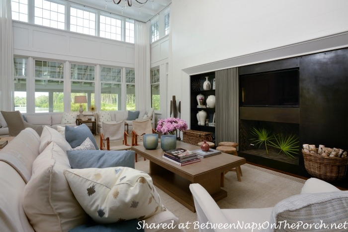 Southern Living Idea House Living Room-Palmetto, SC 2014