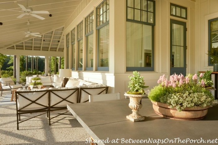 Southern Living Idea House Porch-Palmetto South Carolina