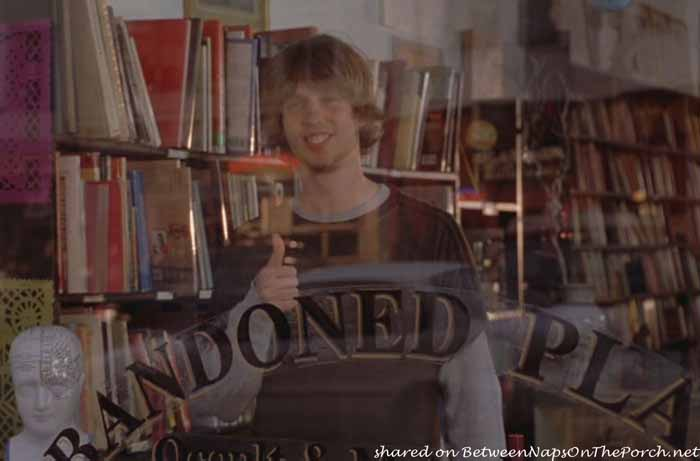 Abandoned Planet Bookstore In Movie Just Like Heaven