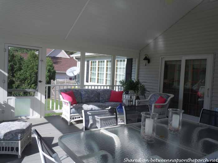 Build A Screened Porch For Your Home