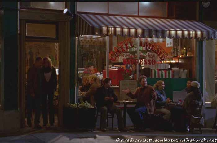Caffe Trieste in Just Like Heaven Movie