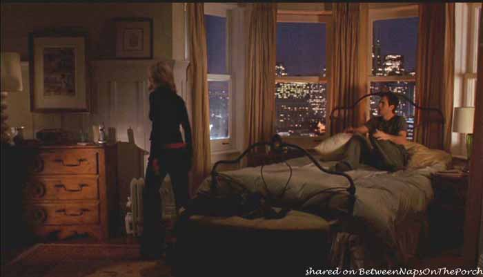 Elizabeth's Bedroom in Just Like Heaven Movie