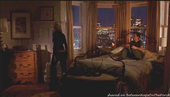 Elizabeth's Bedroom in Just Like Heaven Movie