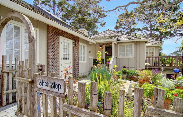 Fairytale Cottage in Carmel