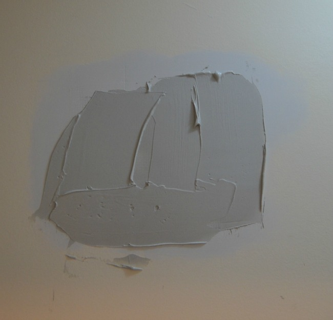 How To Repair A Large Hole In Sheetrock