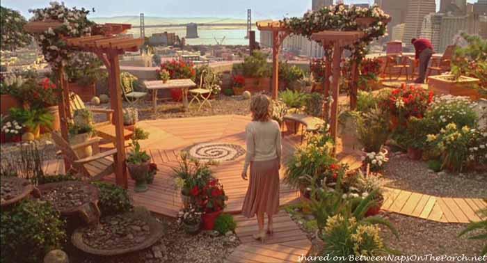 Just Like Heaven Rooftop Garden