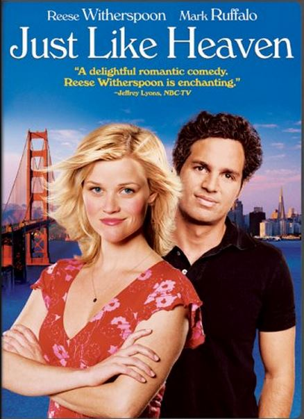 Just Like Heaven Starring Reese Witherspoon & Mark Ruffalo