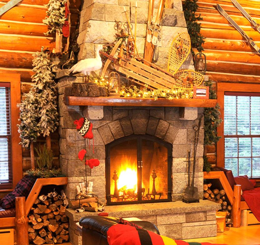 Ralph Lauren Style Decorating For Warm Cozy Retreats