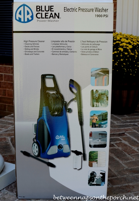 Pressure Washer from True Value_wm