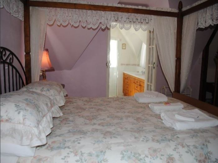 Storybook Cottage Bedroom
