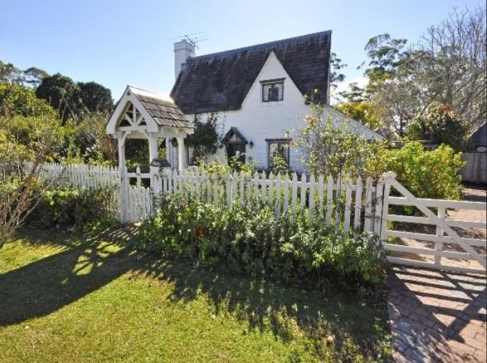 "Real Storybook Cottage Reminiscent Of Rosehill Cottage In Movie ""The"