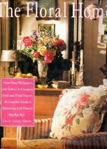 The Floral Home by Leslie Geddes-Brown