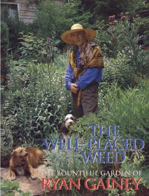The Well-Placed Weed by Ryan Gainey