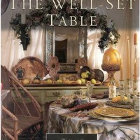 The Well-Set Table by Ryan Gainey