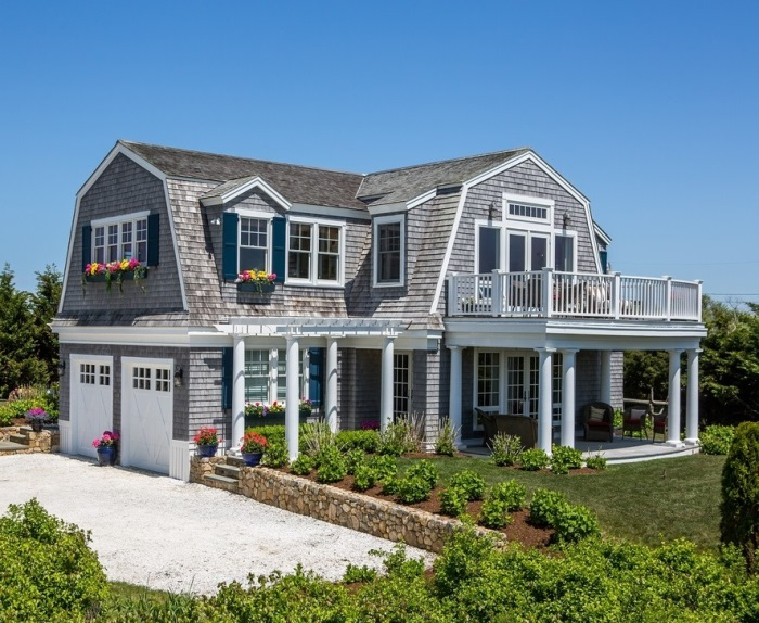 Whimsical Oceanside Cottage