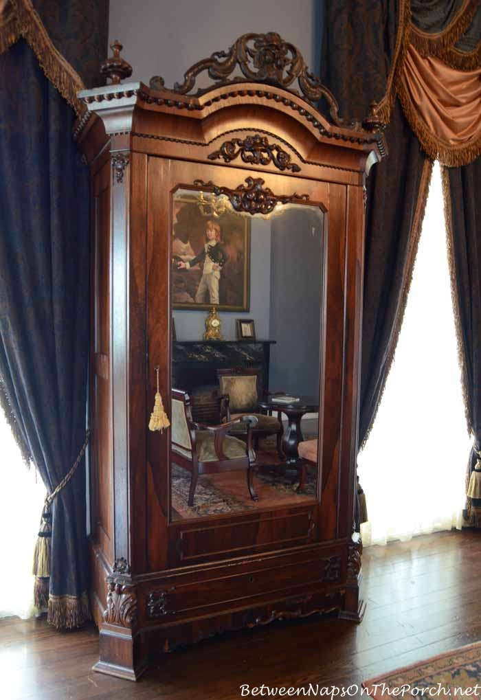 Armoire in Master Bedroom in Nottoway Plantation