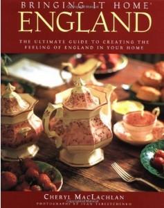Bringing It Home England by Cheryl MacLachlan
