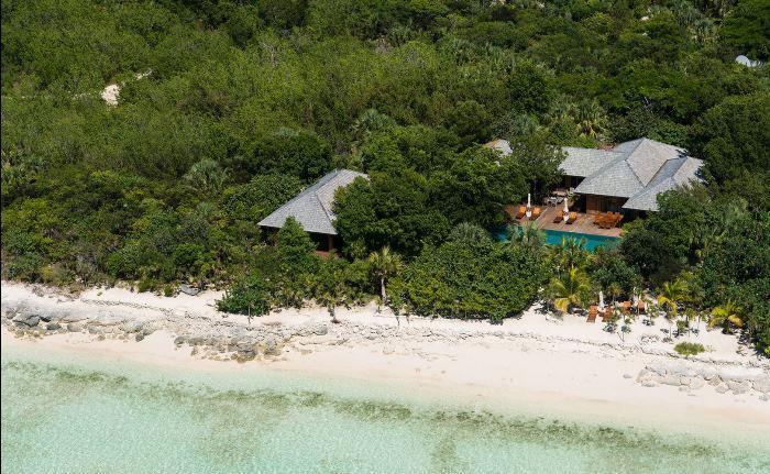 Christie Brinkley's Beach Home on Turks and Caicos Islands