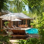 Christie Brinkley's Dreamy Beach Home in Parrot Cay