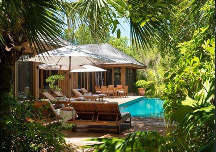 Christie Brinkley's Beach House Paradise