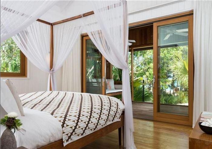 Christie Brinkley's Master Bedroom