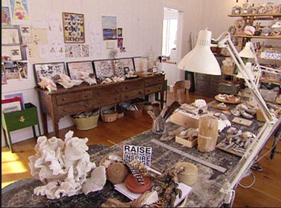 Christie Brinkley's Shell Arts
