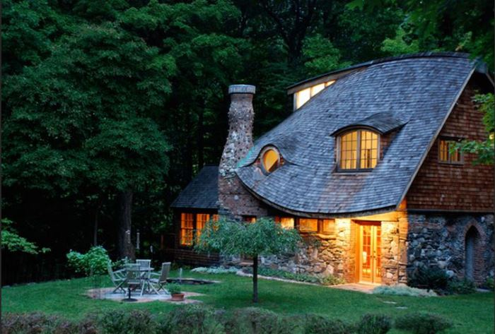 Tour A Real Storybook Cottage