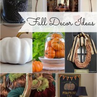 Fabulous Decor Ideas for Fall