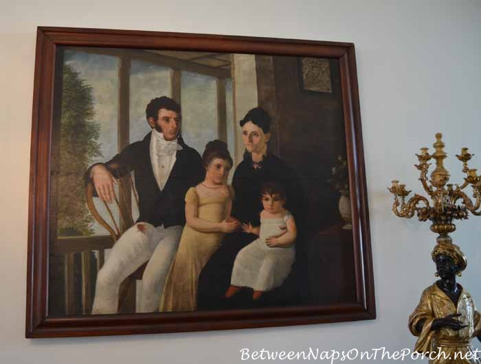 John Hampden Randolph Family, Original Owner of Nottoway Plantation in White Castle Louisiana