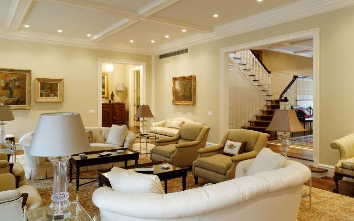 Living Room in Greenwich