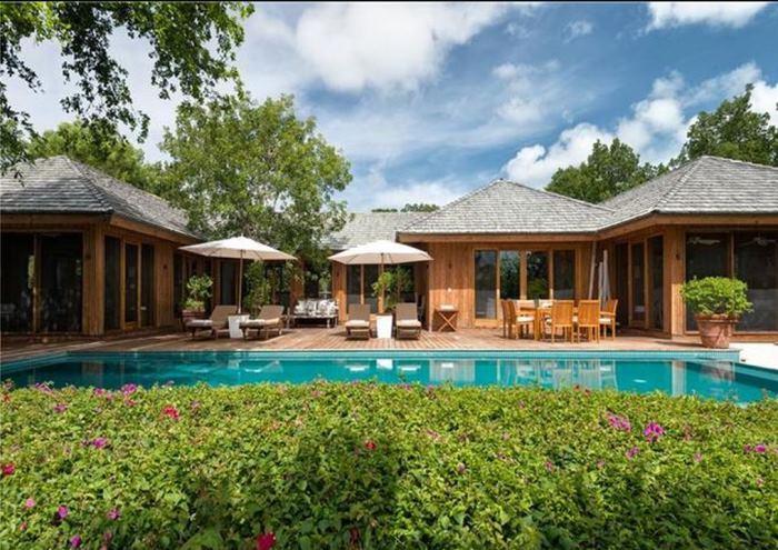 Lucky House, Christie Brinkley's Beach House