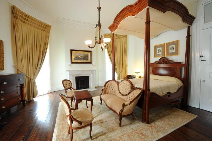 Nottoway Plantation Bedroom