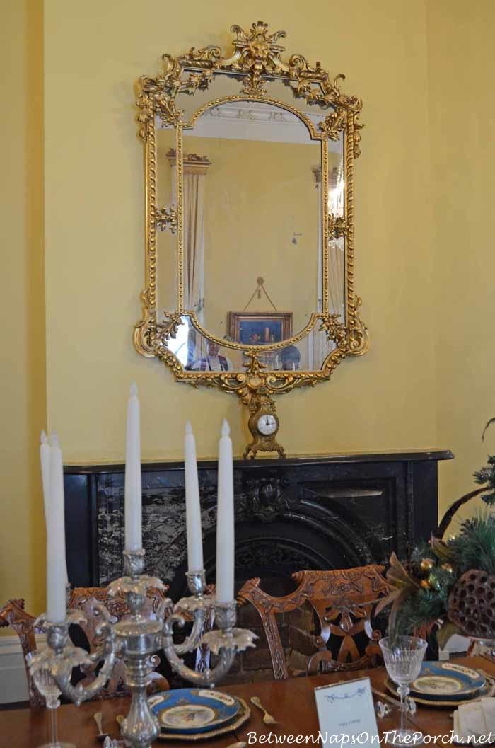 Nottoway Plantation Dining Room Mirror