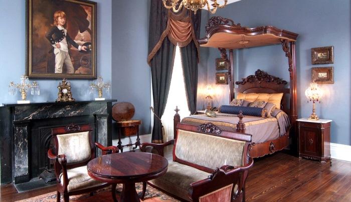 Nottoway Plantation Master Bedroom