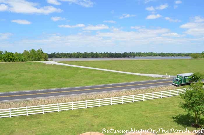 Nottoway Plantation in White Castle Louisiana