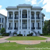 Nottoway Plantation in White Castle Louisiana 42