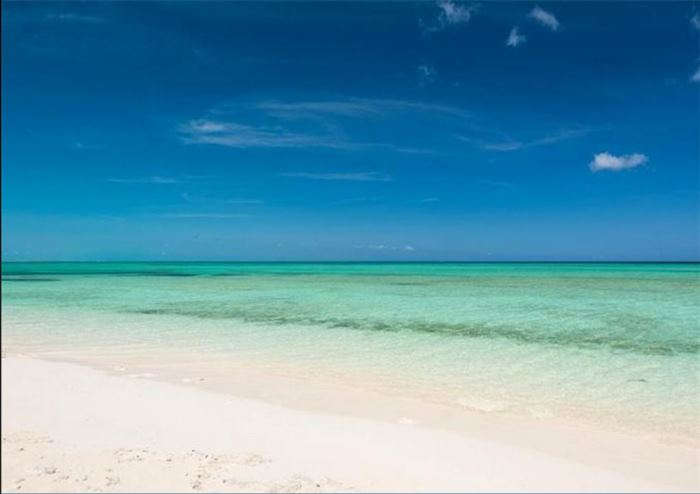 Parrot Cay Beach, Home of Christie Brinkley