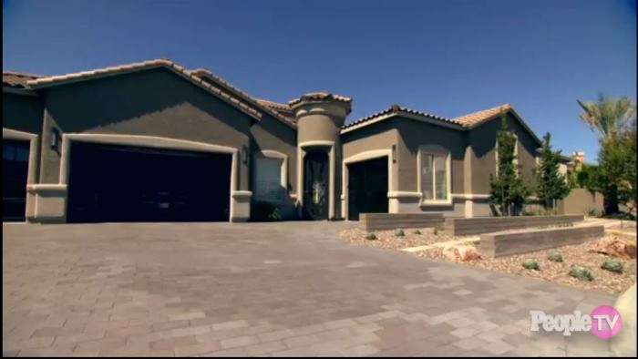 Property Brothers Home in Las Vegas